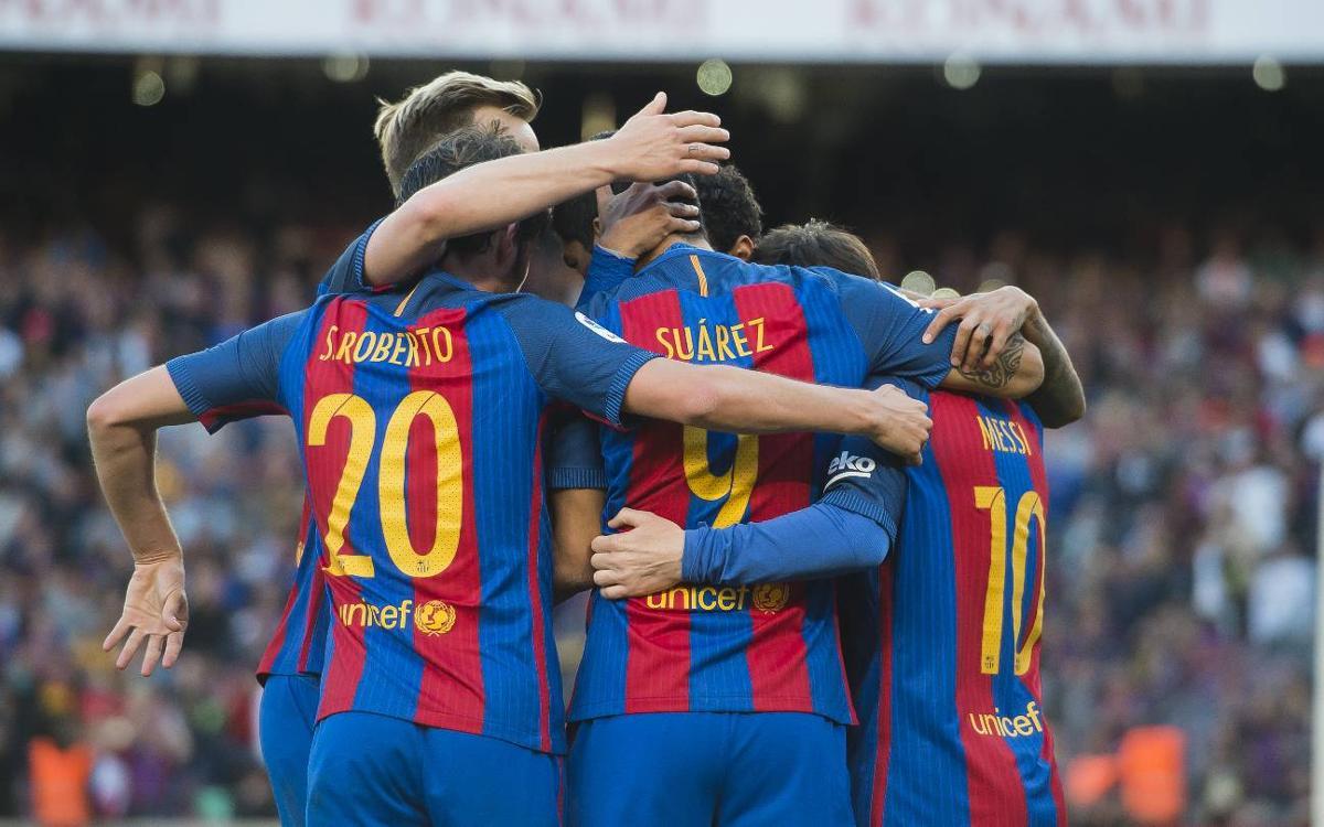 FC Barcelona - Eibar: Con el espíritu del Dream Team