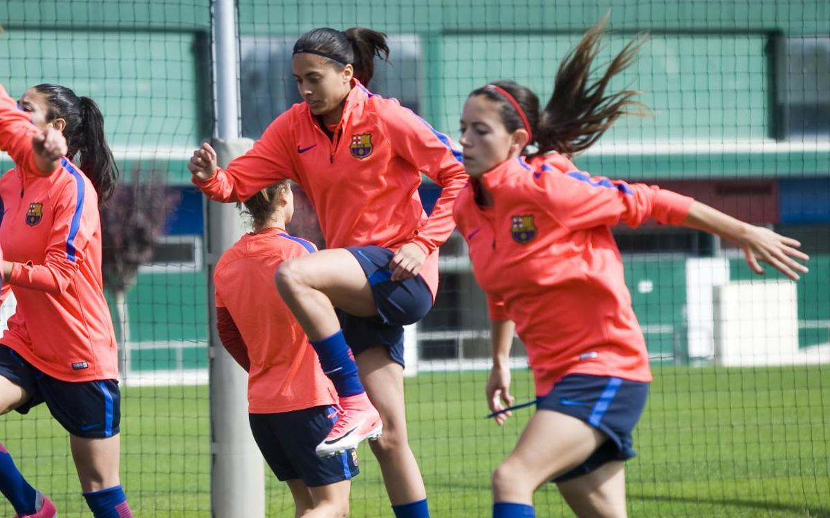 FC Barcelona Femenino - Oiartzun KE (previa): Buscando el 10