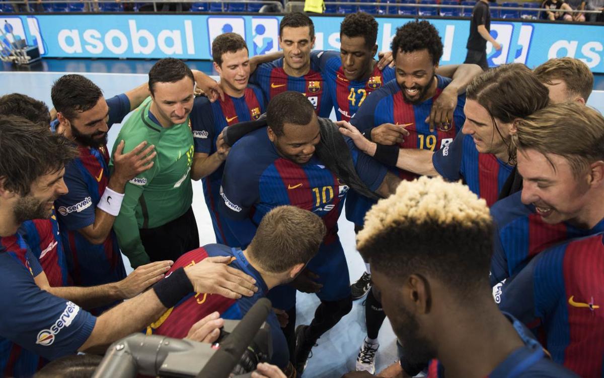 FC Barcelona Lassa – Bada Huesca: Tarde de despedidas antes de las finales