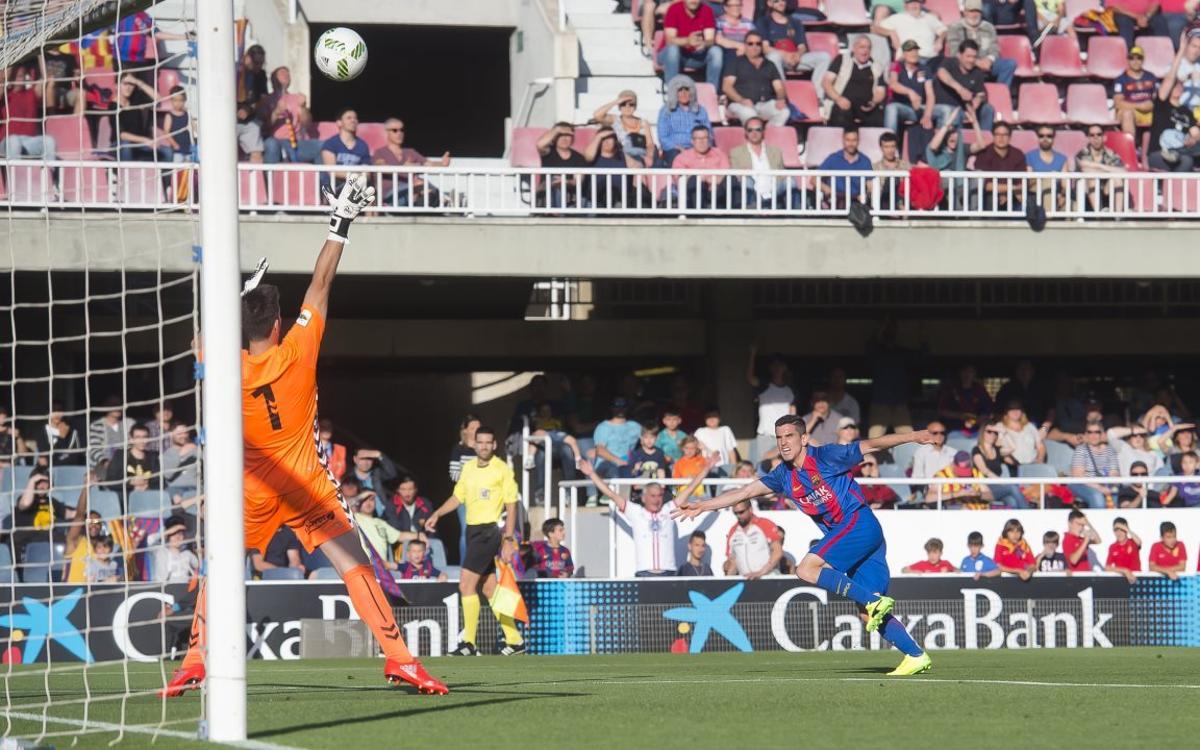 CyD Leonesa – Barça B: Creer en la remontada