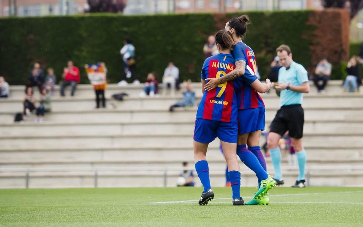 València – Barça Femení (prèvia): Prova de foc per la Lliga