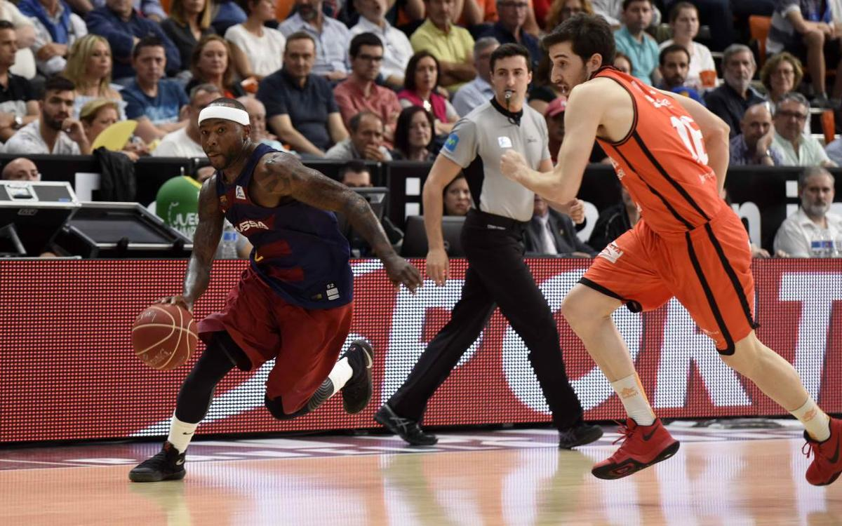 Valencia Basket 83-61 FC Barcelona Lassa: Losing start to the playoffs