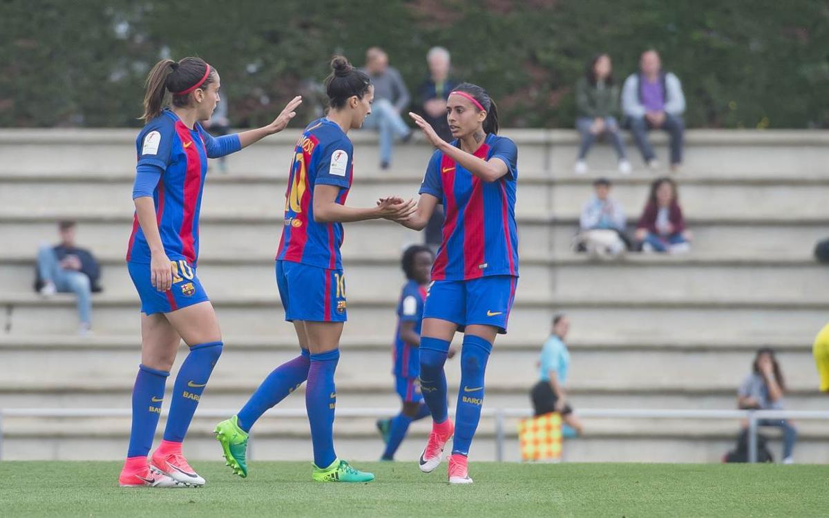 Jenni Hermoso marca 6 goles y se sitúa Pichichi