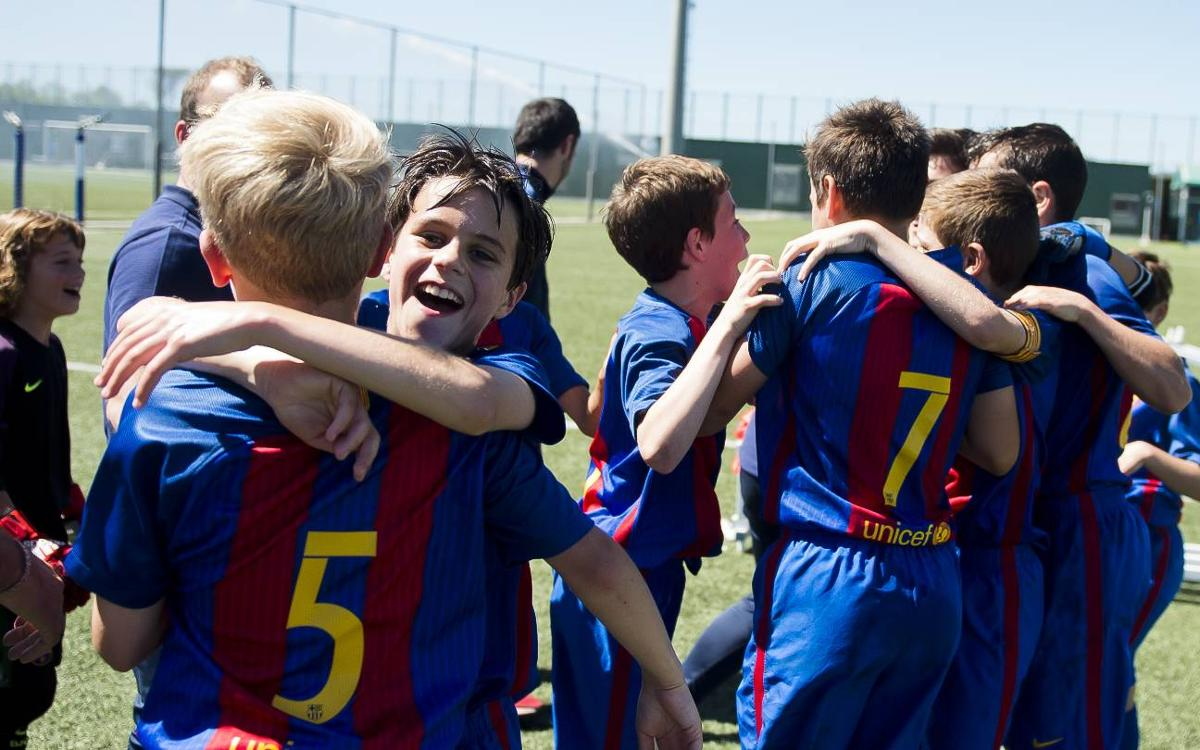 VIDEO: Top five La Masia goals of the first weekend of May