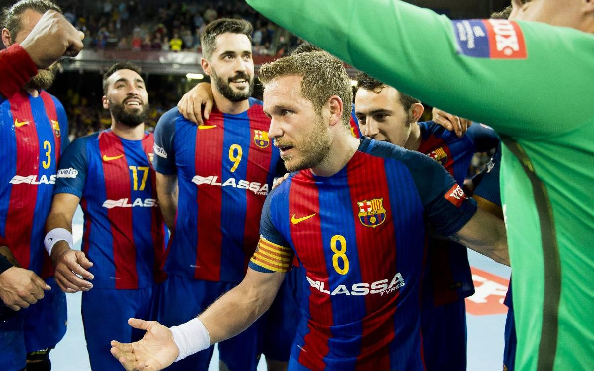 El Barça Lassa espera rival en Colonia