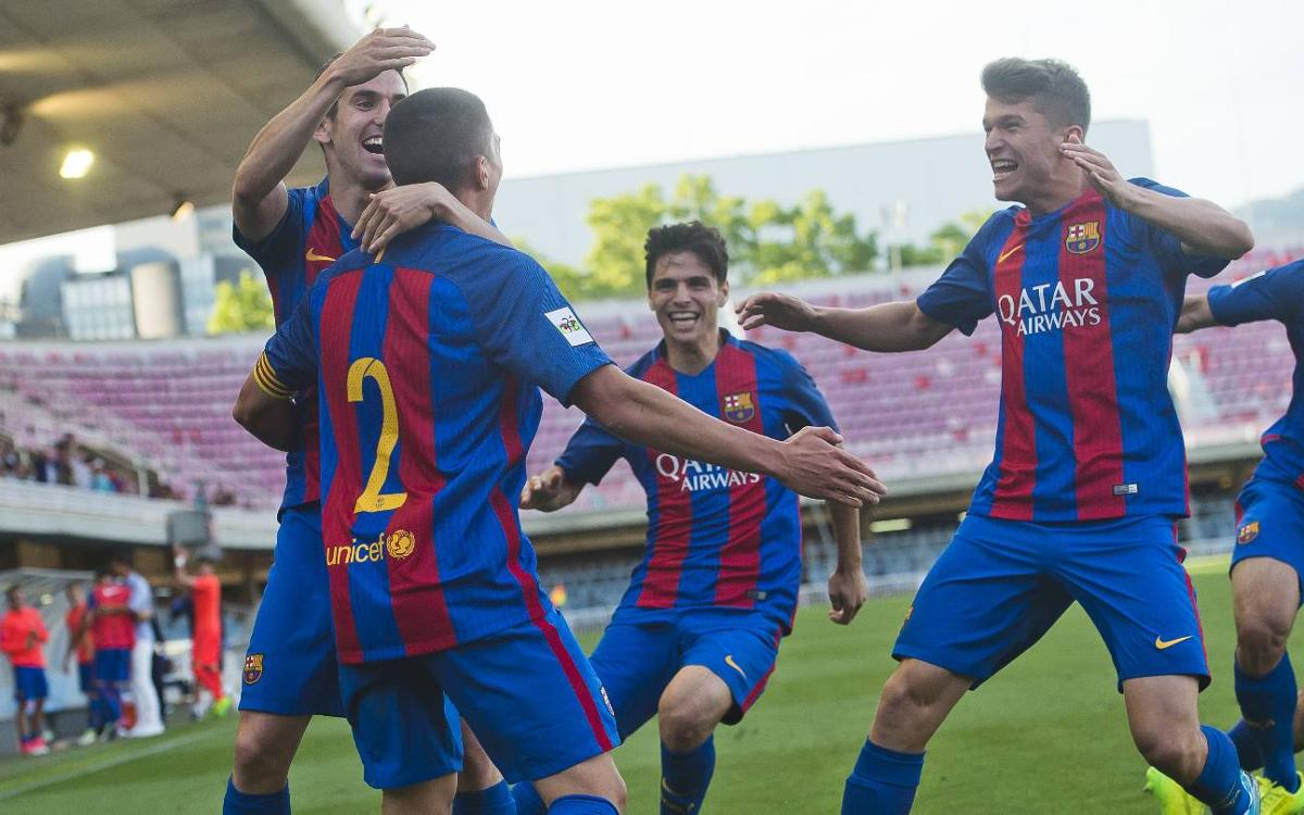 La Cultural Leonesa, rival del Barça B en el play-off de ascenso a Segunda A