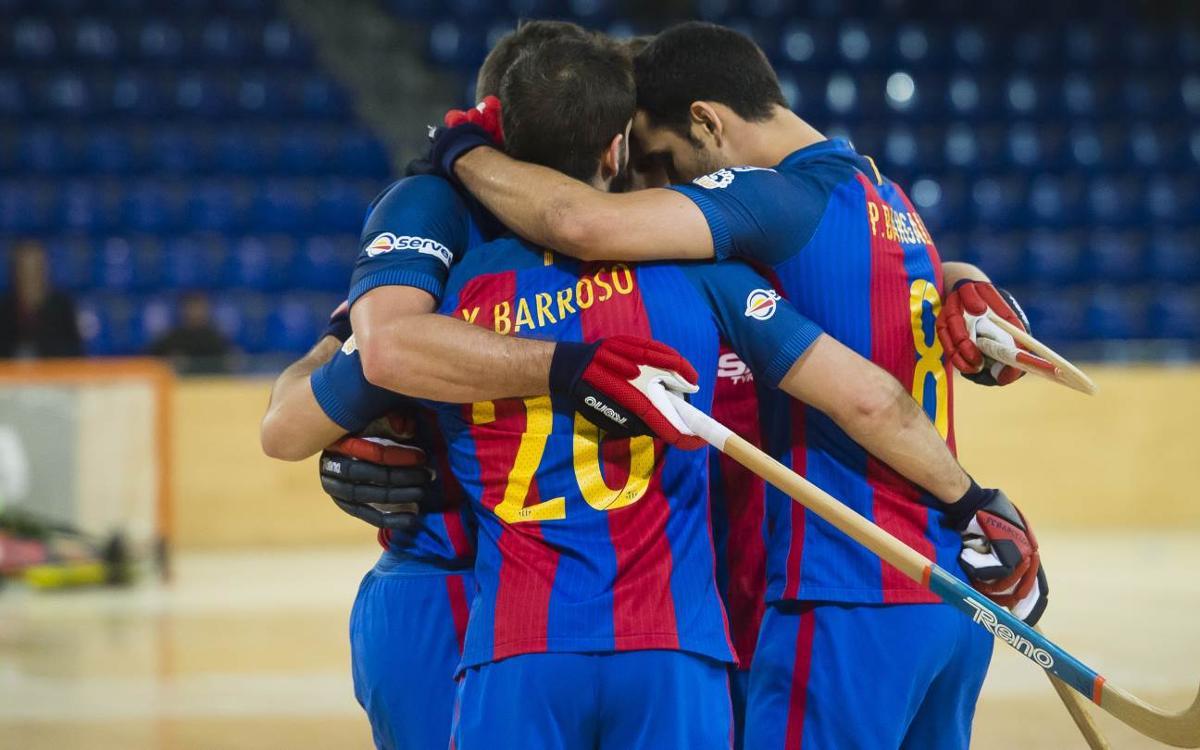 FC Barcelona Lassa 7-1 Cafès Novell Vilafranca: League title in sight