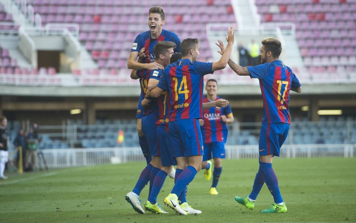 Vidéo - Le top 5 des buts de la Masia du FC Barcelone (13-14 mai)