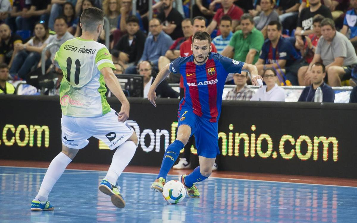 FC Barcelona Lassa v Palma Futsal: Clinical performance secures win (5-1)