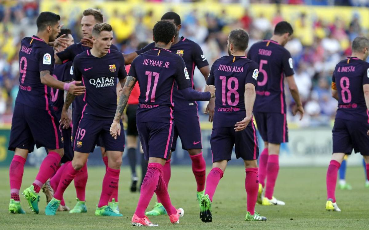 Liga title to be decided on the final day