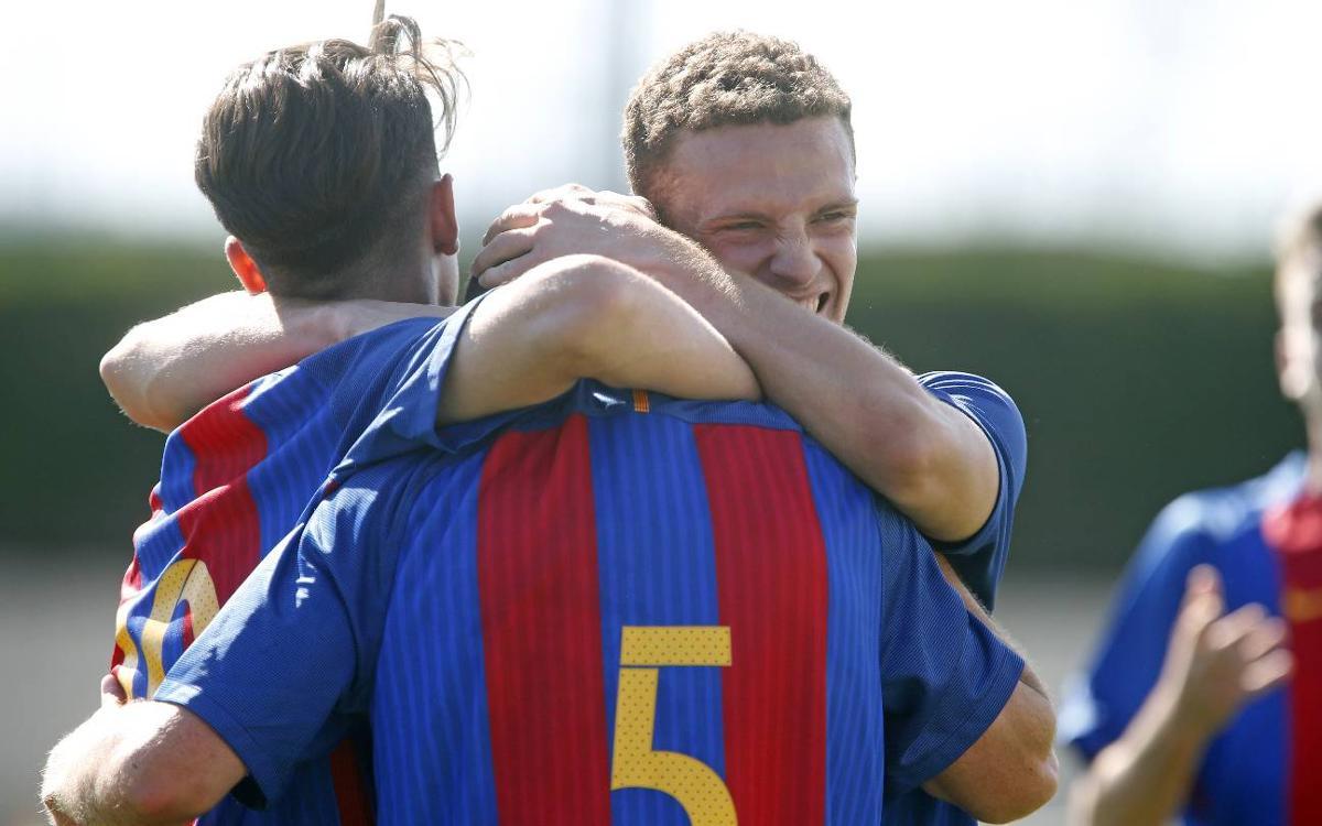 Juvenil A - Sporting de Gijón: Empate que deja todo por decidir (1-1)