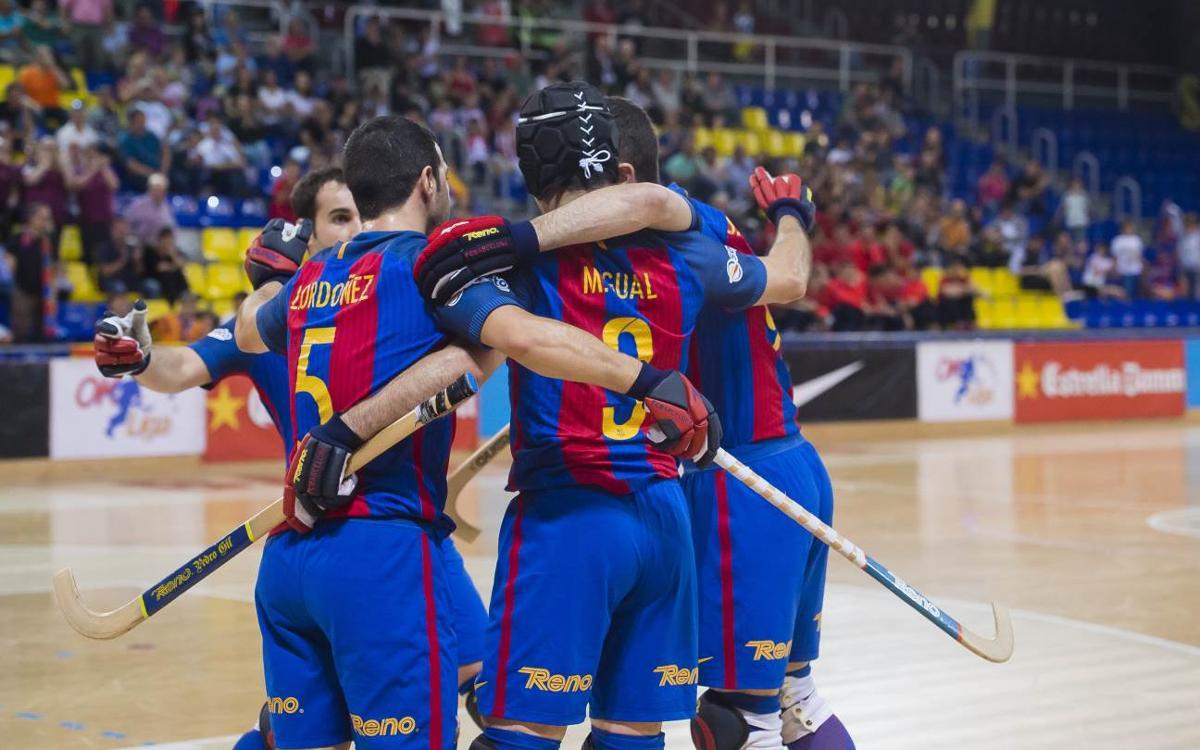 Barça Lassa 4-4 CP Vic: Vibrant draw at the Palau Blaugrana (4-4)