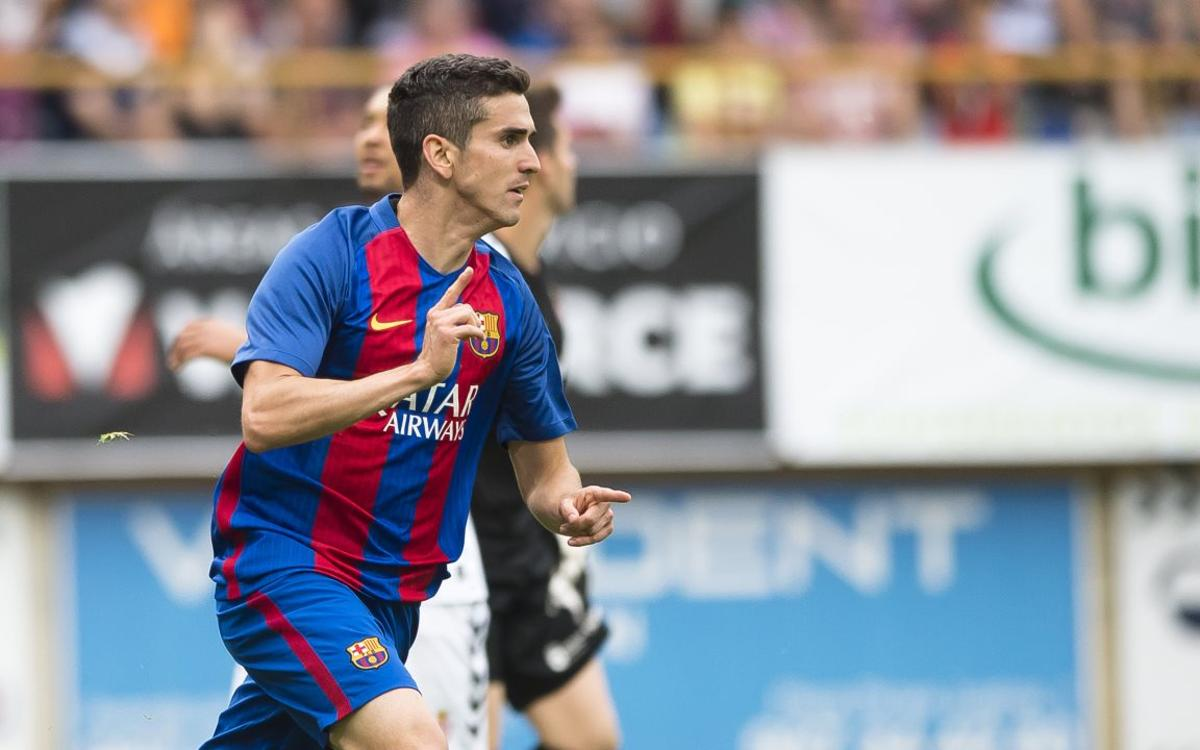 Cultural Lleonesa v Barça B: Path to promotion gets more difficult (2-1)