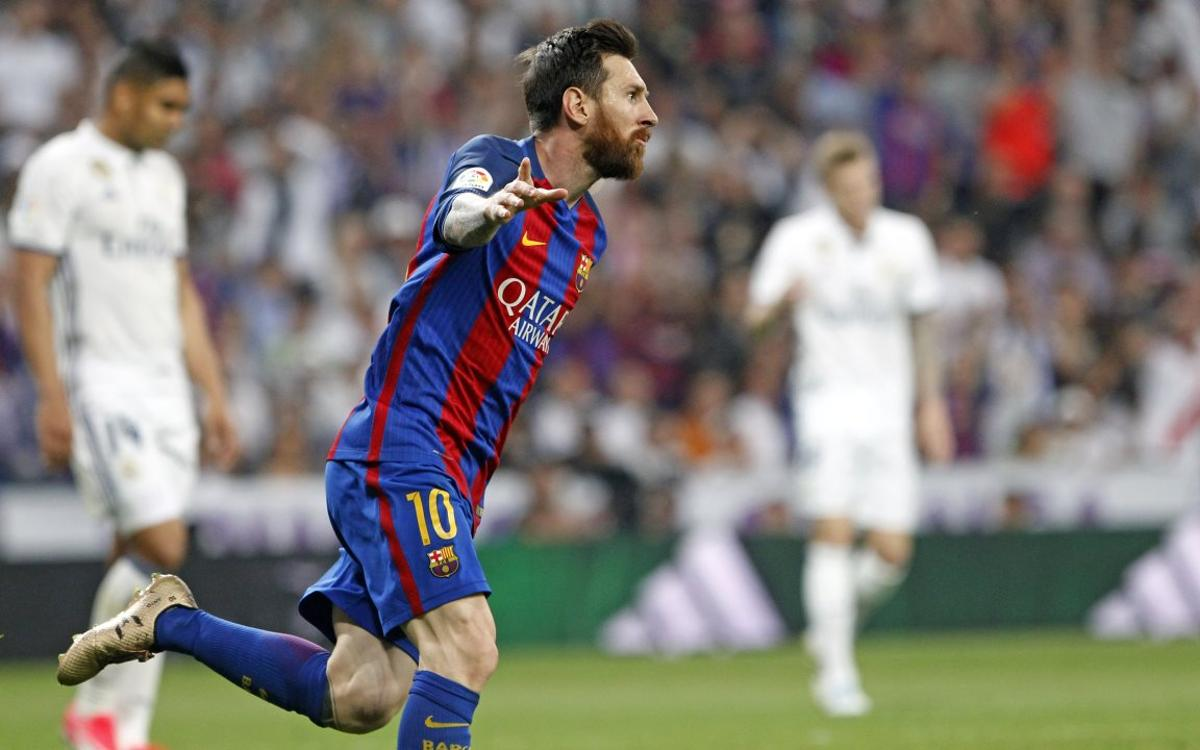 Messi atteint la barre des 500 buts sous le maillot du FC Barcelone