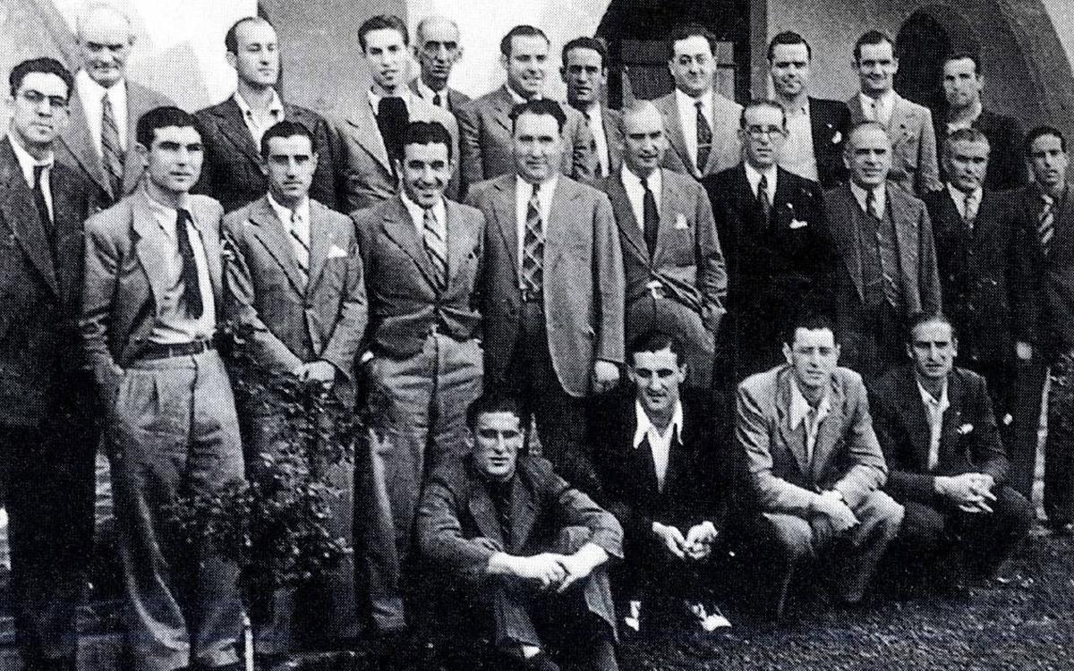 80 años del inicio de la gira del 1937 por México y Estados Unidos