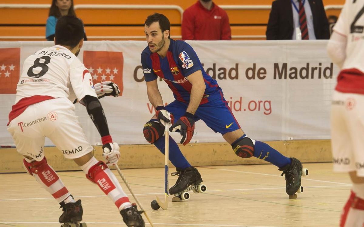 Reus Deportiu La Fira – FC Barcelona Lassa: El repte de proclamar-se campió