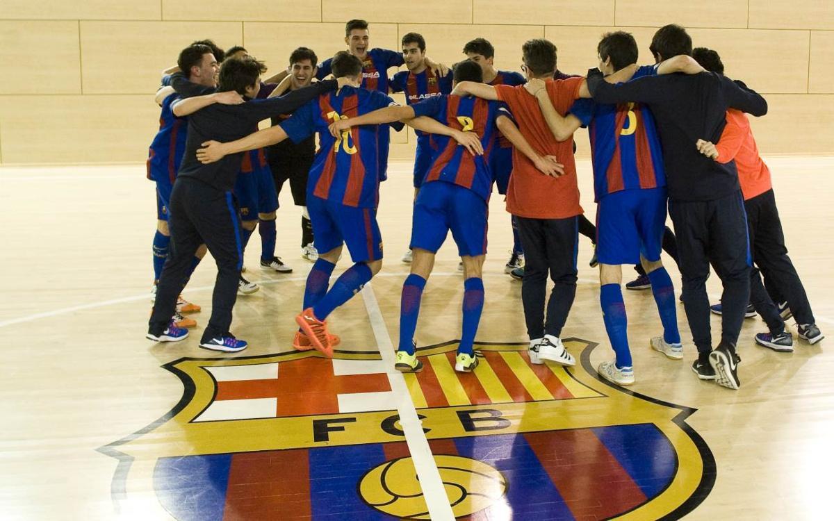 El Juvenil termina la liga con un pleno de victorias