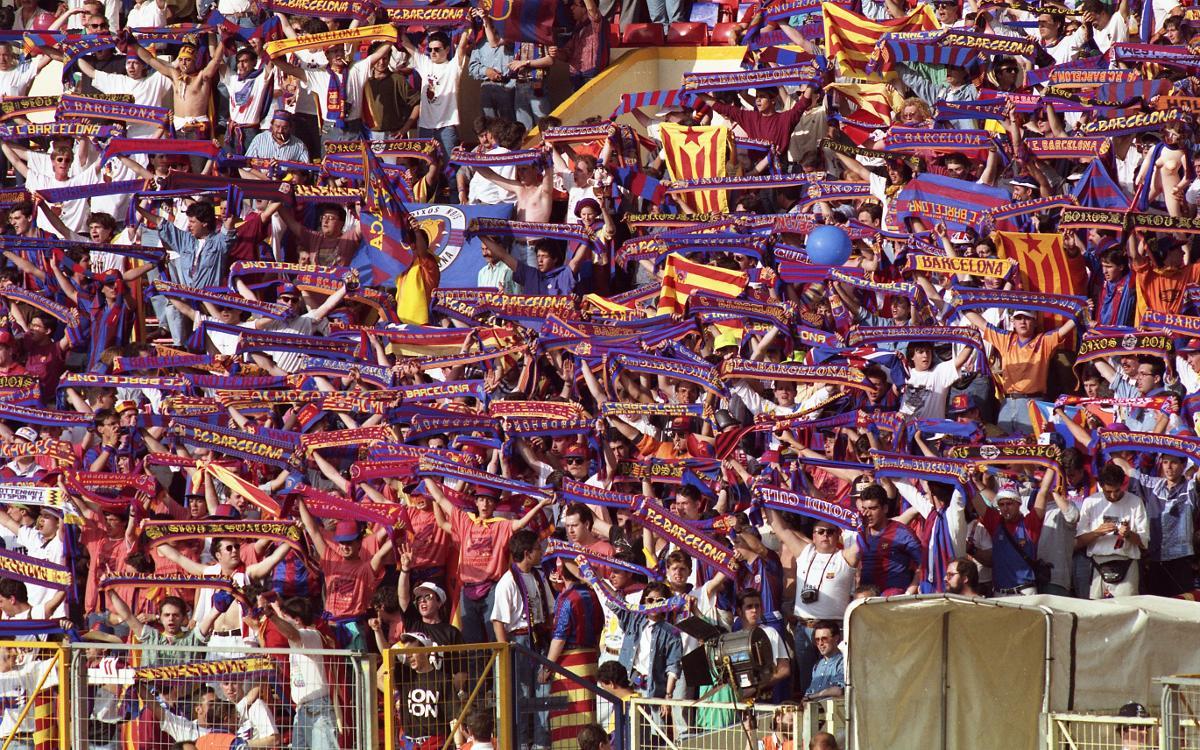 Las Peñas, protagonistas en Wembley