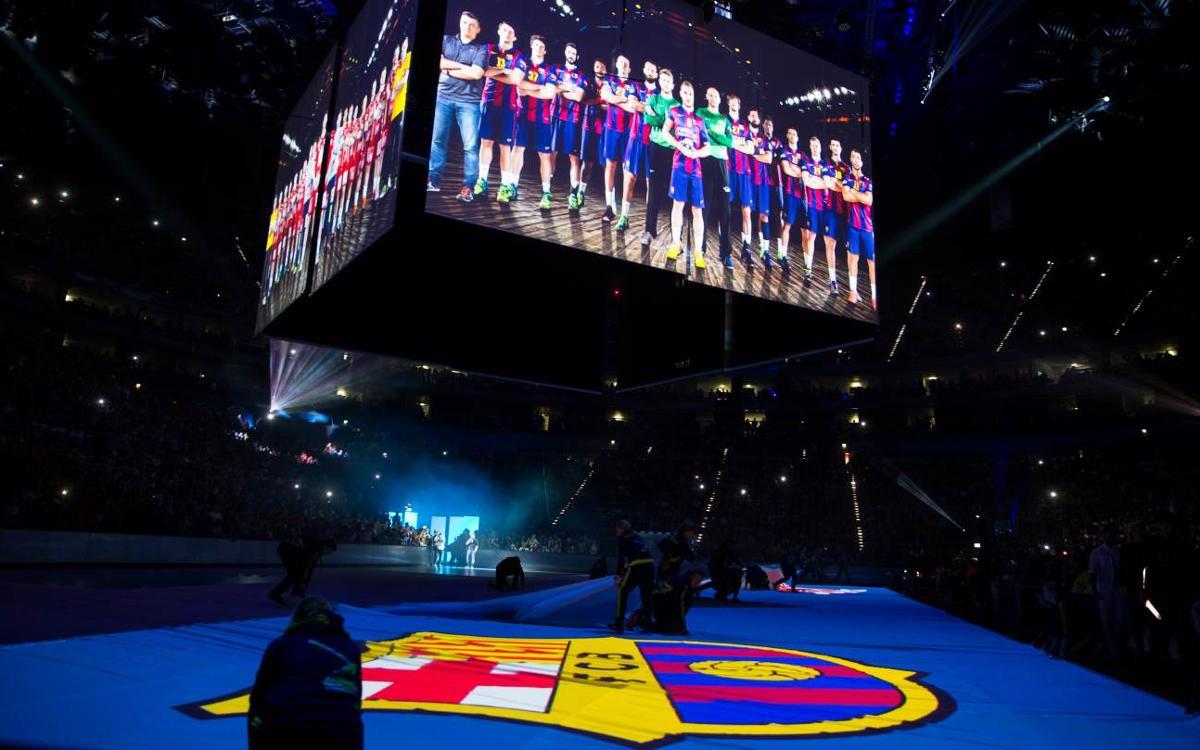 #Meetyourheroes en la VELUX EHF FINAL 4