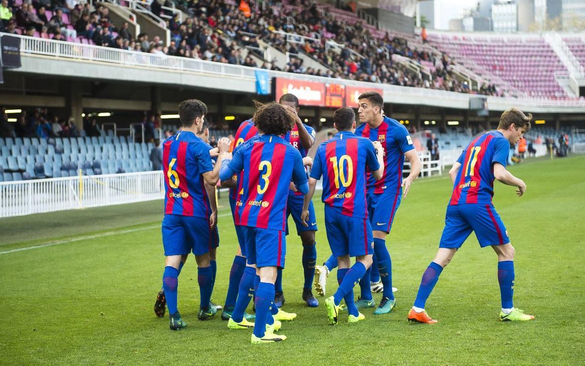 Barça B – CD Ebro: A por el récord de puntos antes del play-off