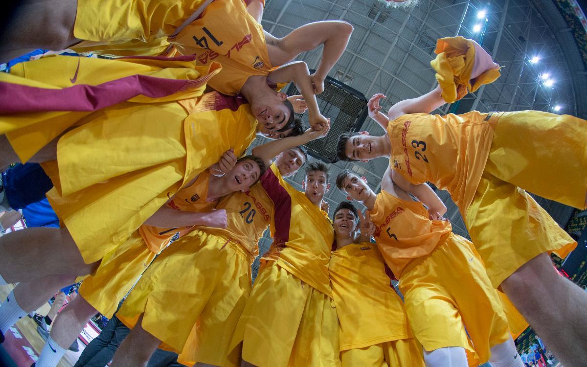 Així serà el Next Generation Tournament de l'Eurolliga per al júnior del Barça Lassa