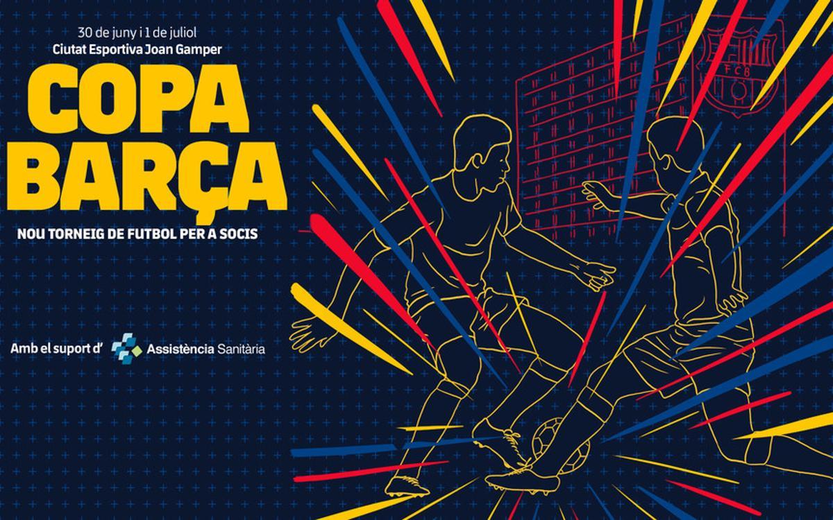 Apúntate a la Copa Barça 2018