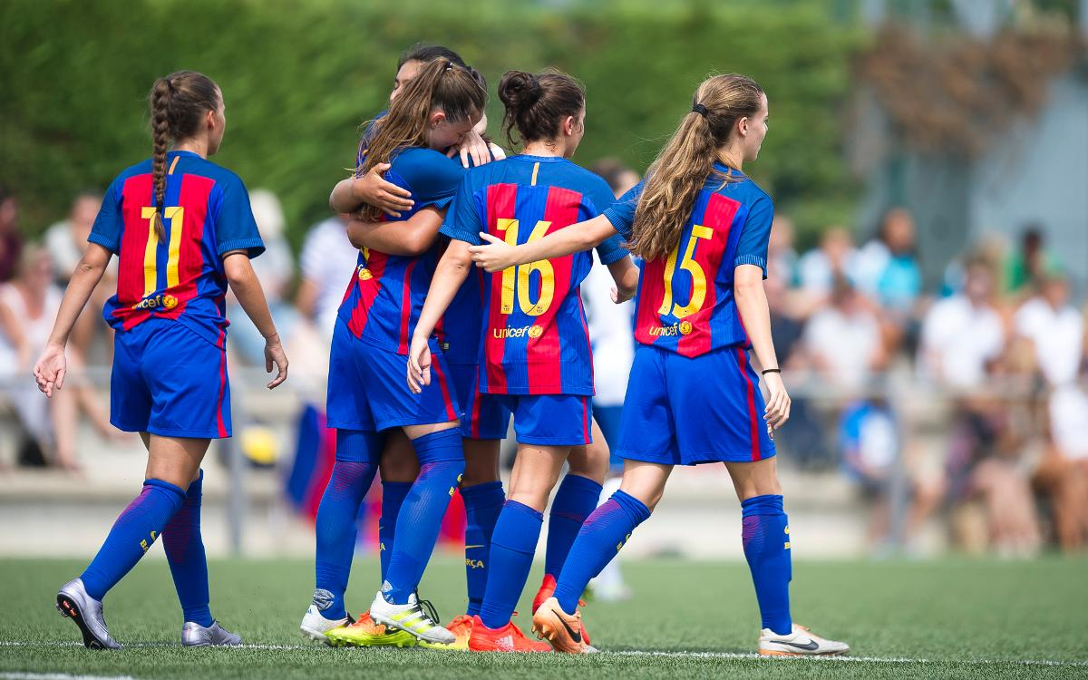 Barça to become first European club to have a team in North America's professional women's league