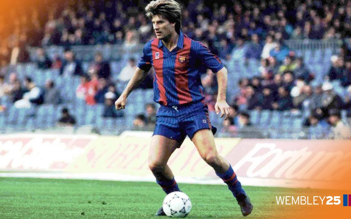 One of ours: Michael Laudrup