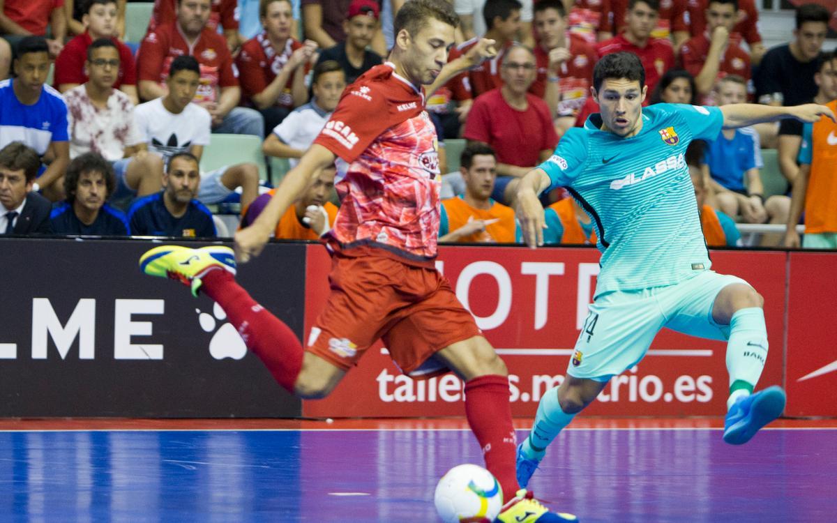 ElPozo Murcia v FC Barcelona Lassa: Palau will have to provide the magic (3-2)