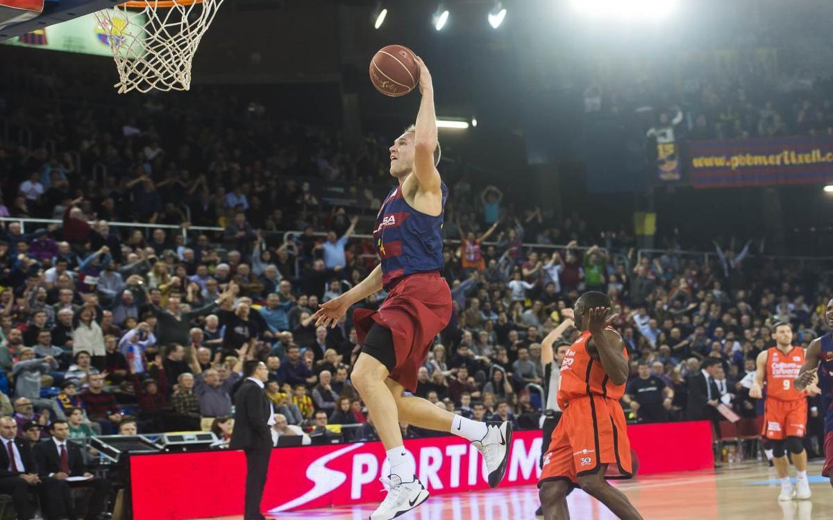 FC Barcelona Lassa - Valencia Basket: Sin margen de error posible