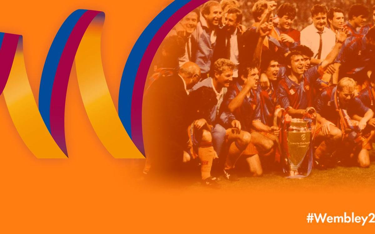 Il y a 25 ans, le FC Barcelone remportait la Coupe d'Europe à Wembley