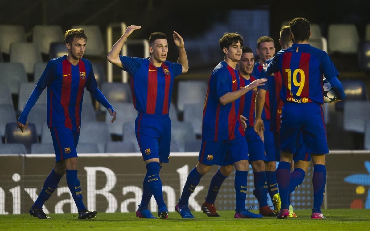 Málaga CF – Juvenil A: Debut contra el vigente campeón