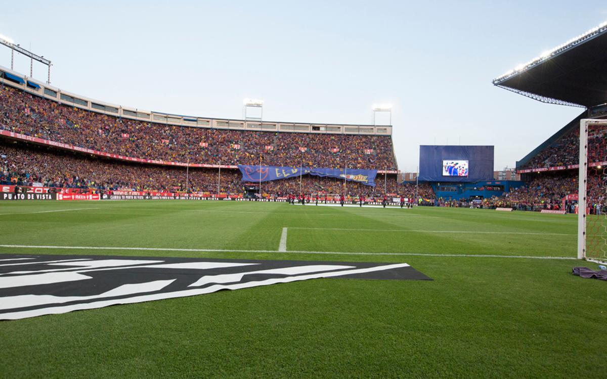 Período de reasignación de entradas para la final de Copa