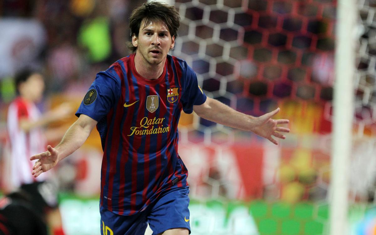 VIDEO: All of Leo Messi's goals in Copa del Rey finals