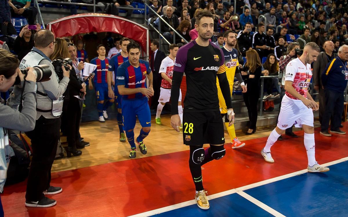 ElPozo, el rival en las semifinales