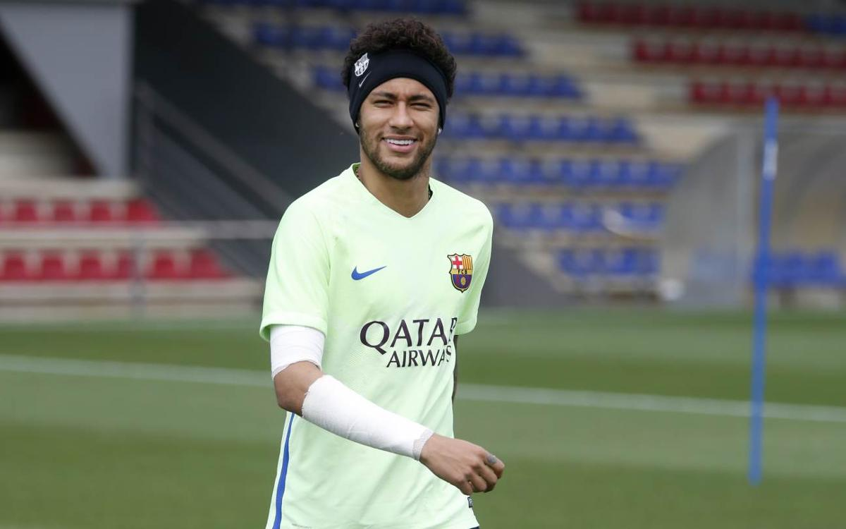 Neymar: This season has been my best at Barça