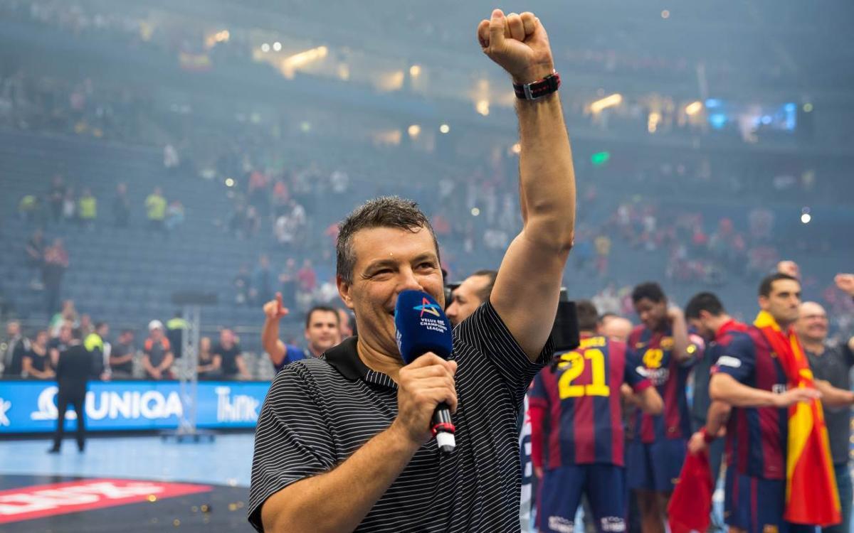 Xavi Pascual, el técnico con más Final Four