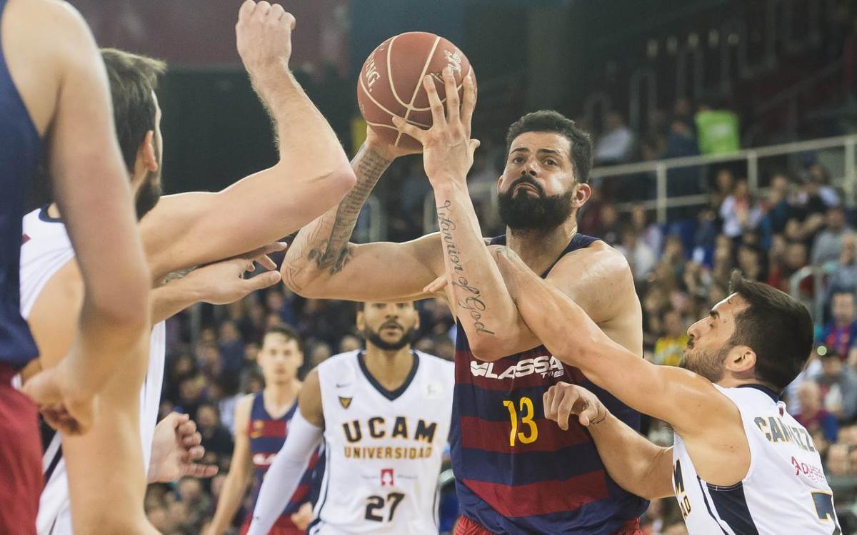Acuerdo para la desvinculación de Vitor Faverani
