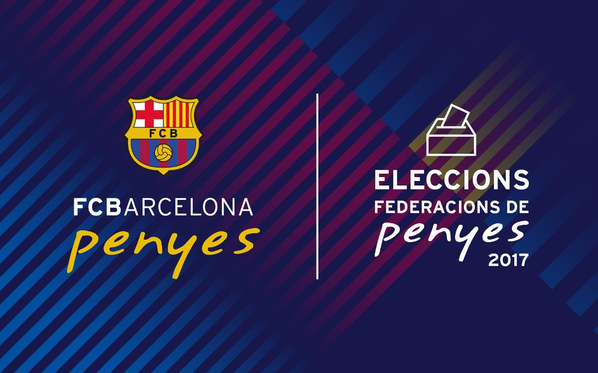 Elections at FC Barcelona Supporters Club Federations come to a close
