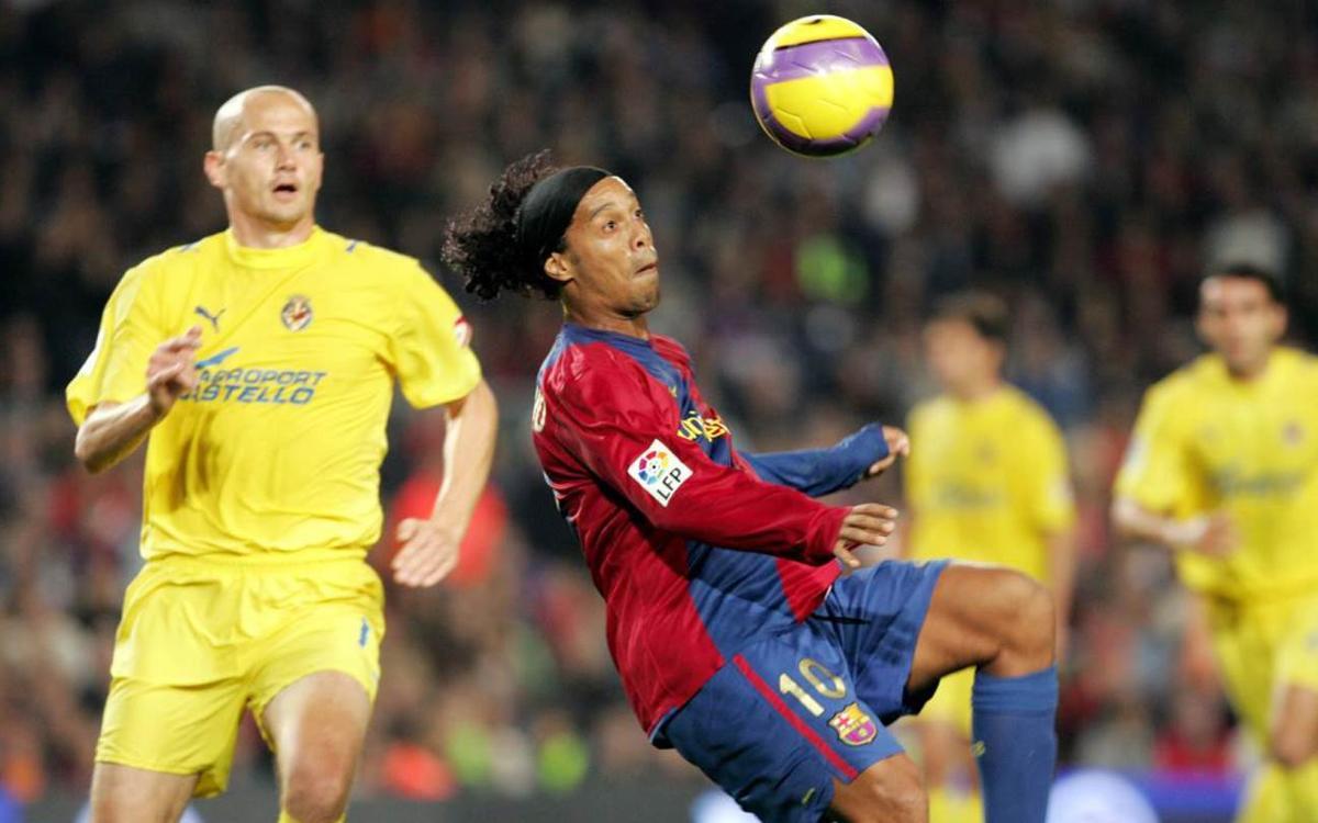 Els millors gols del FC Barcelona contra el Vila-real al Camp Nou