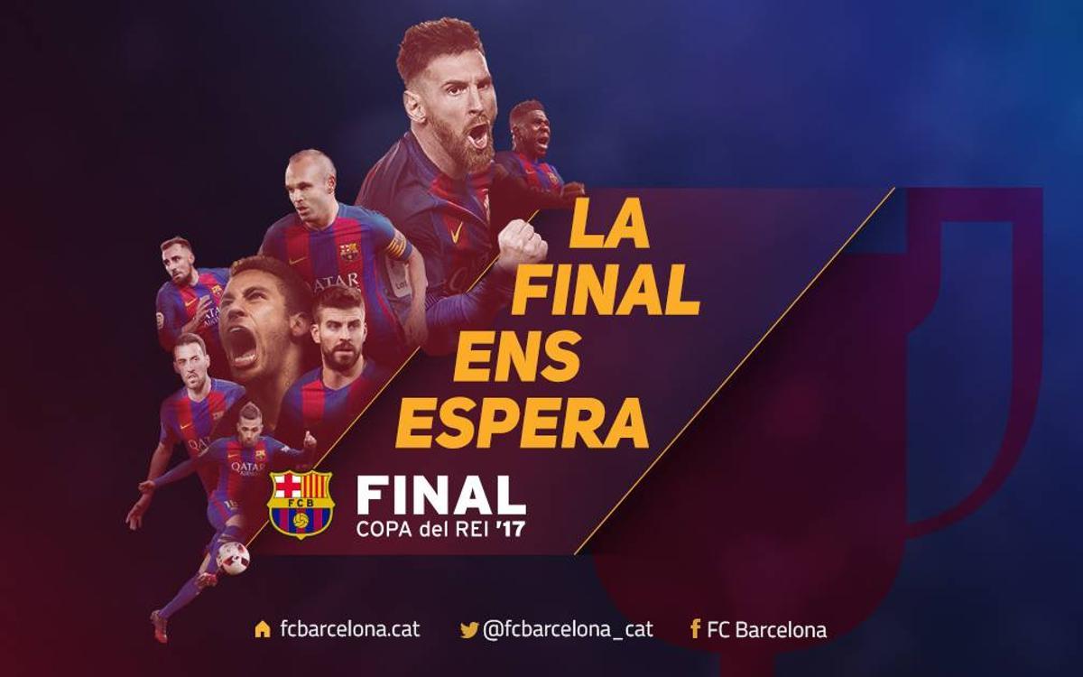 El vídeo de la final de la Copa del Rei