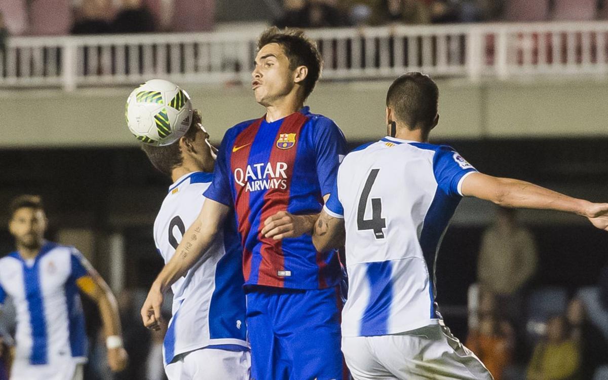 Espanyol B – Barça B: Un derbi siempre es un derbi