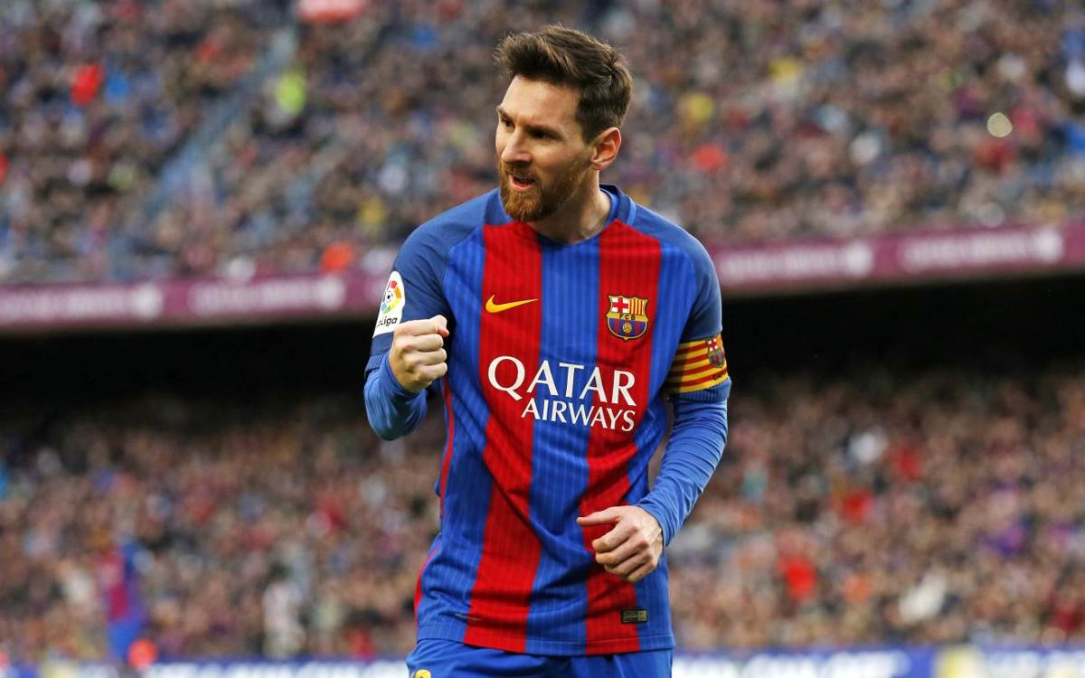 BY THE NUMBERS: Leo Messi goes top in chase for Golden Shoe