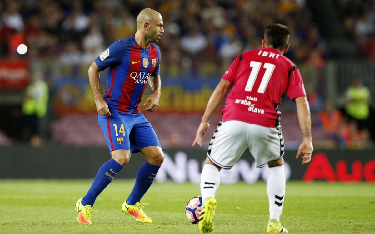 Gaizka Toquero e Ibai Gómez analizan la final de Copa contra el Barça