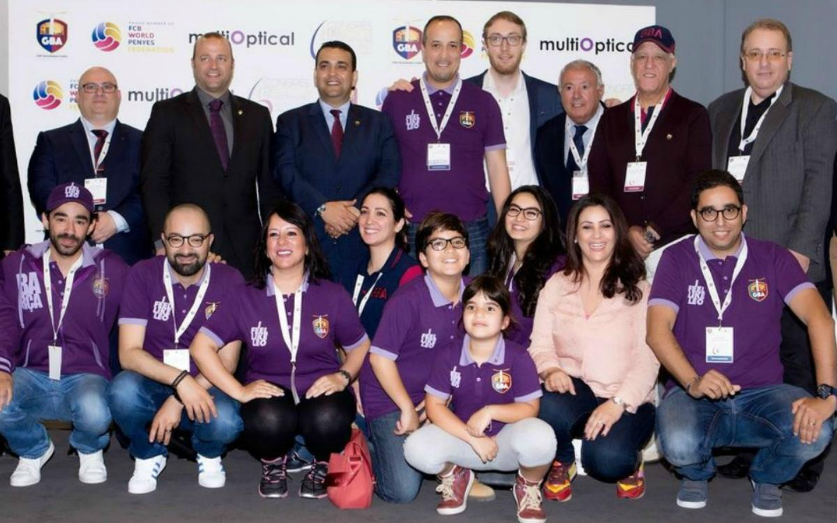 Sixth Barça Supporters Club Congress for Francophones
