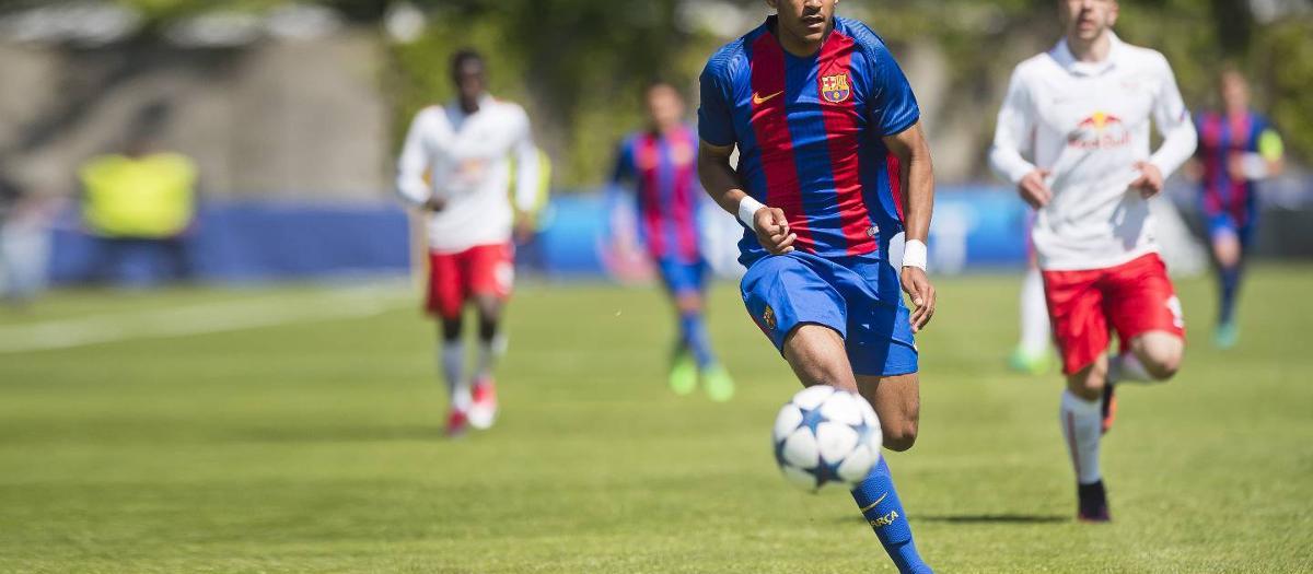 Vidéo - Top 5 des buts de la Masia du FC Barcelone (22 et 23 avril)