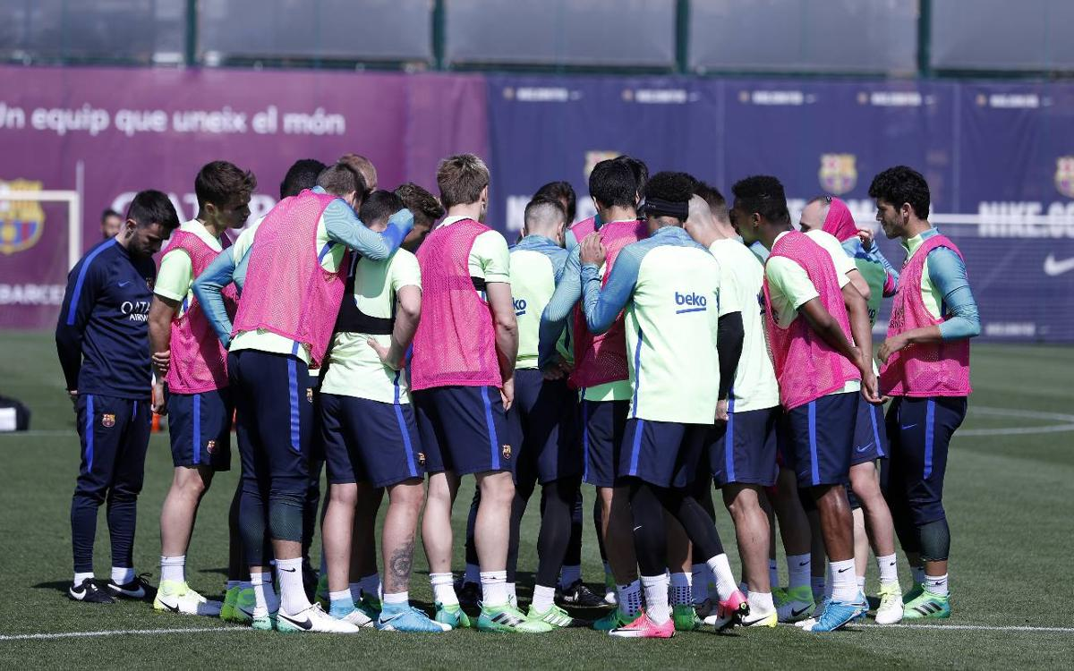Squad announced for Saturday's trip to Málaga