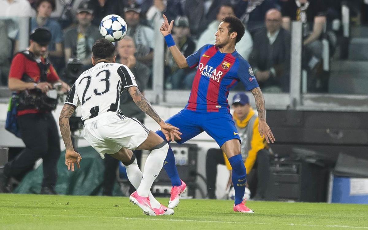 Italian marble: Juventus 3–0 FC Barcelona