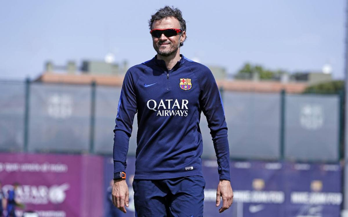 Luis Enrique: The win at the Bernabéu was a morale booster