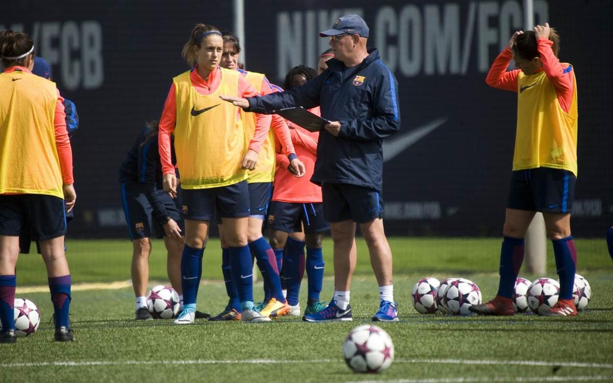 """Xavi Llorens: """"Hem guanyat experiència i qualitat"""""""